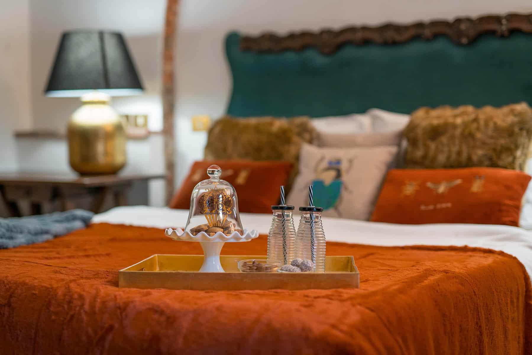 La Chiusa - Boutique Hotel Tuscany - standard1