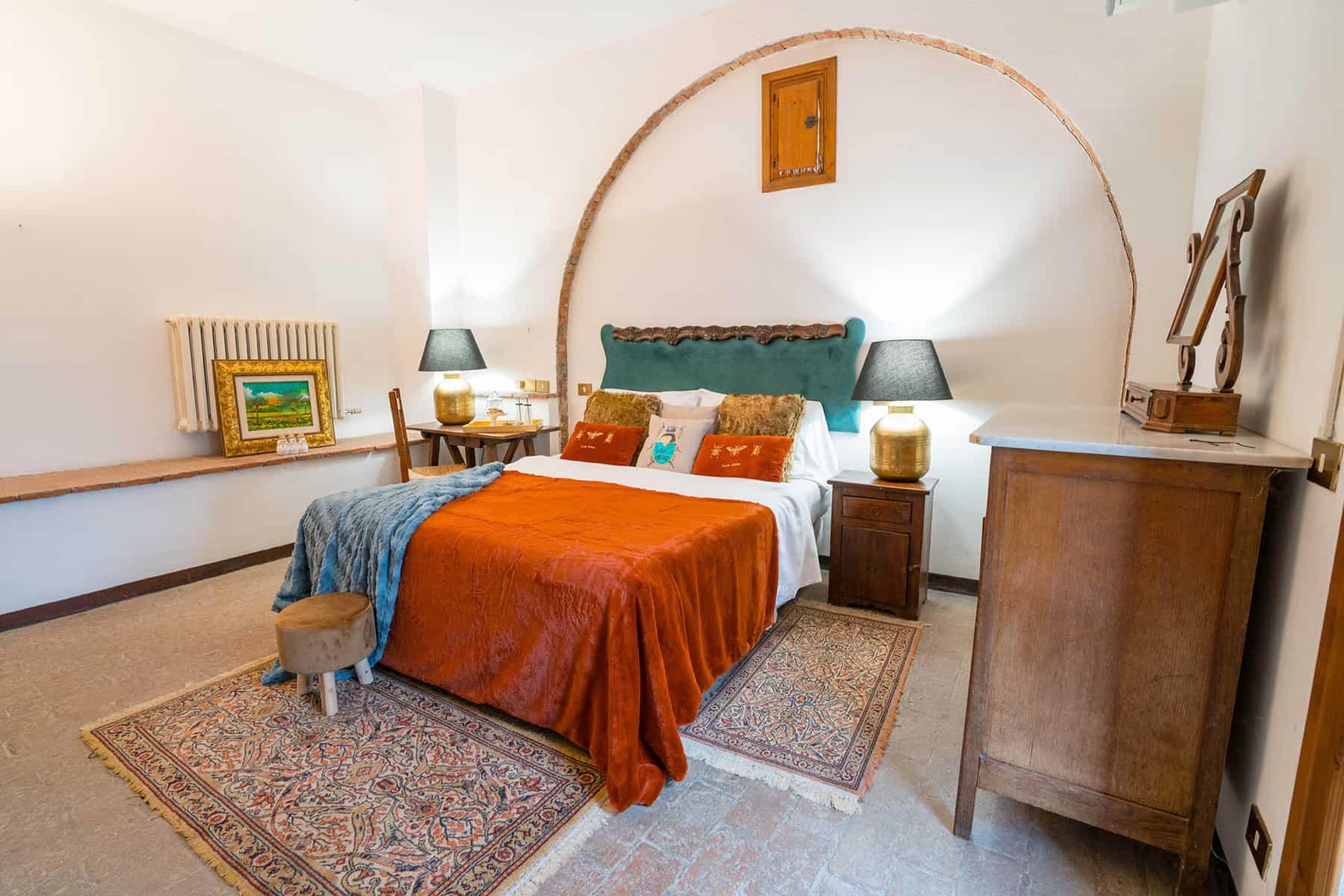 La Chiusa - Boutique Hotel Tuscany - standard3