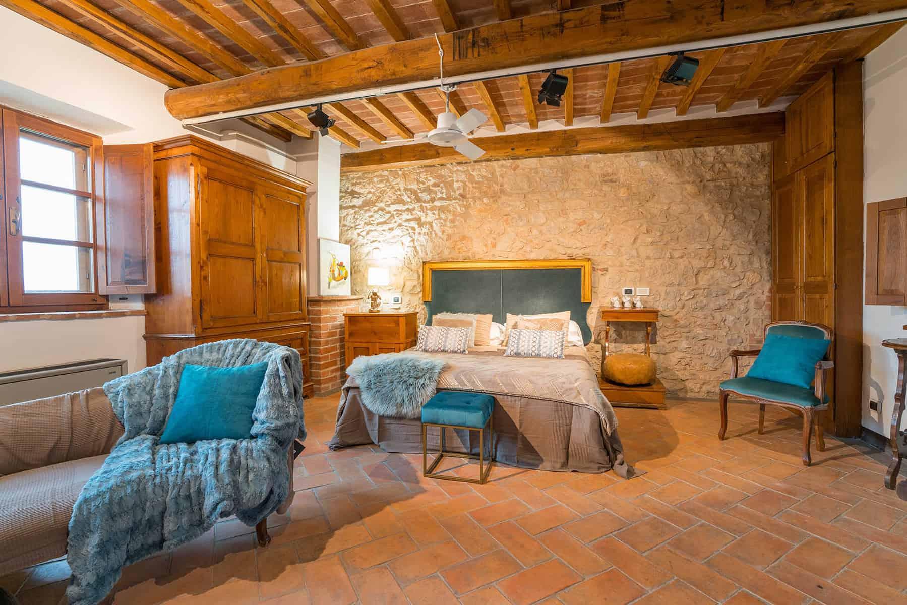 La Chiusa - Boutique Hotel Tuscany - superior1