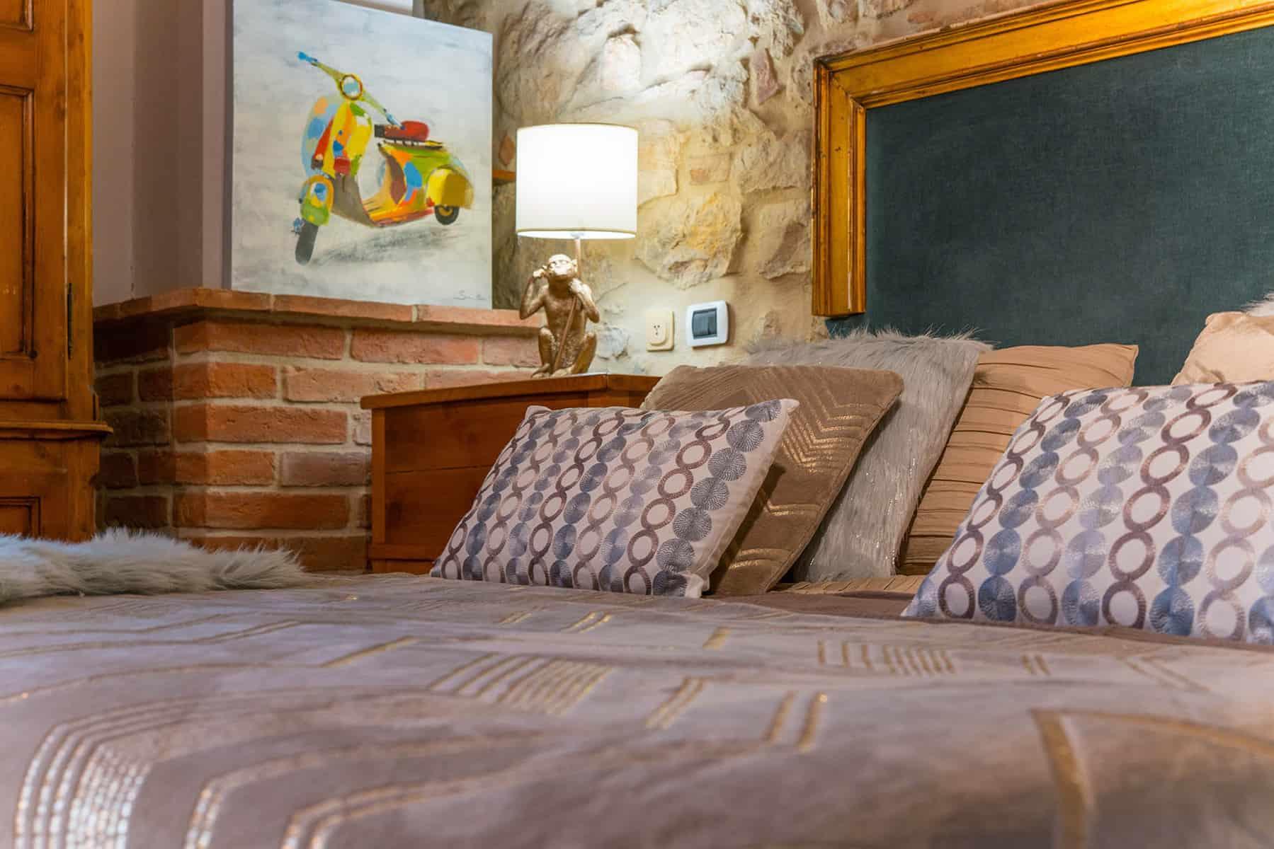 La Chiusa - Boutique Hotel Tuscany - superior3