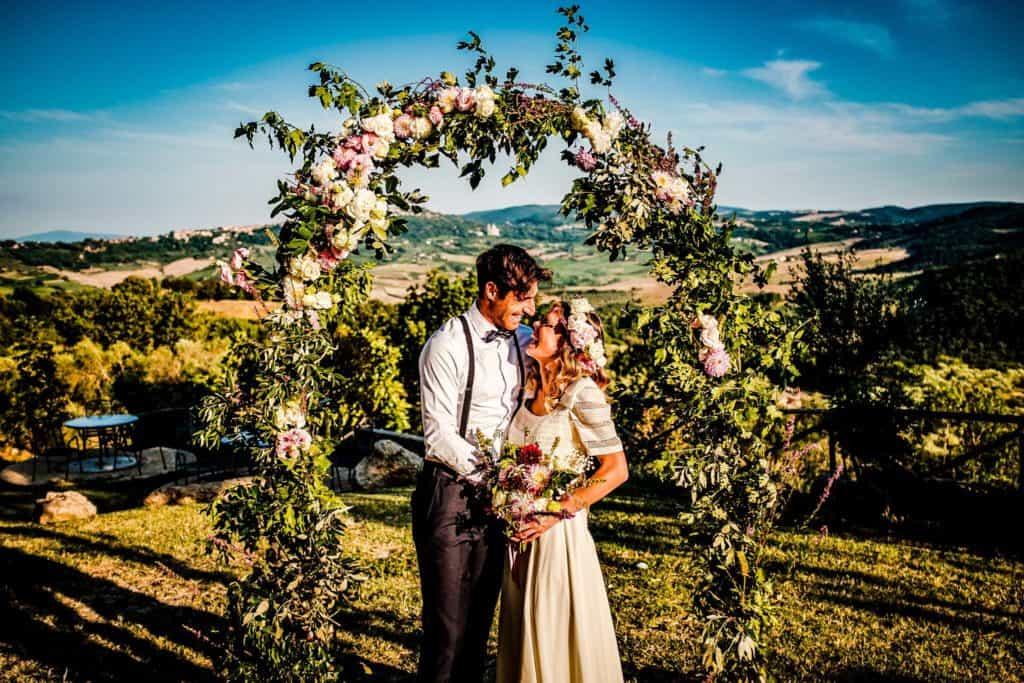 La Chiusa Wedding