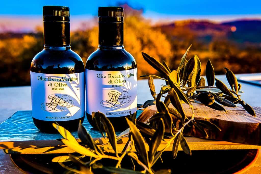 La Chiusa Olive Oil, olive oil